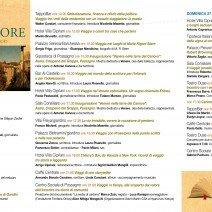 25 settembre 2015. Festival del viaggiatore ad Asolo