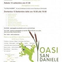 12 settembre 2015. Oasi S. Daniele in festa. Liedolo di S.Zenone degli Ezzelini